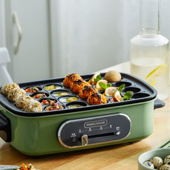 Morphy Richards Kitchen Grill Image