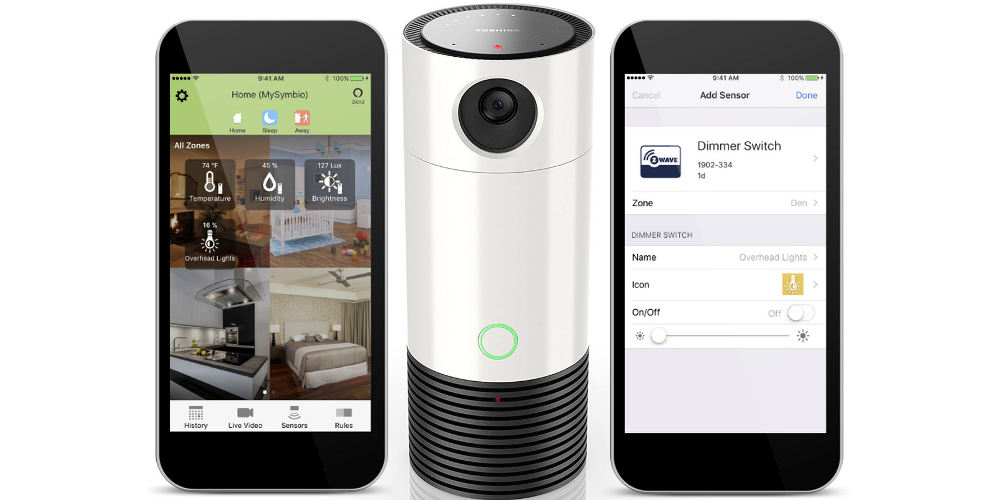 Toshiba Home Security System Image