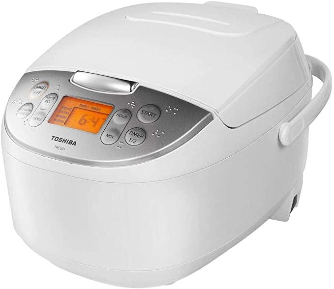 Toshiba Rice Cooker Image