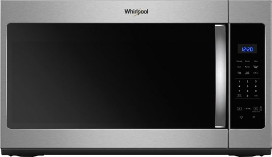 Whirlpool Microwave Oven Image